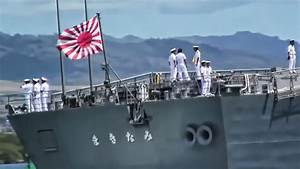 Japanese Navy Enters Pearl Harbor Flying The Rising Sun ...