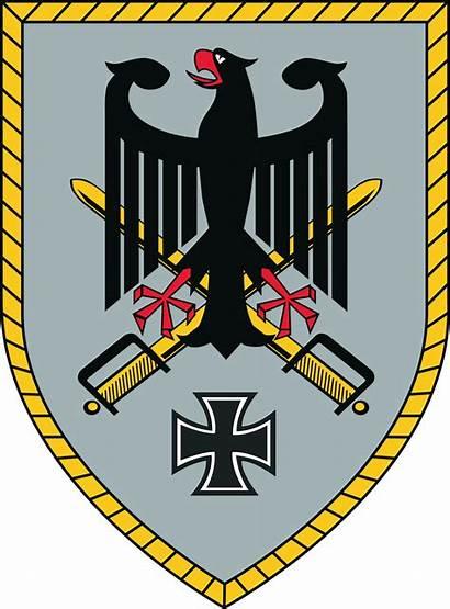 Heer Kommando Army Svg Command Wappen Wikipedia