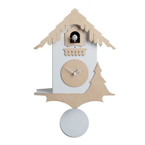 diamantini domeniconi diamantini domeniconi chalet cuckoo clock from black by design co uk