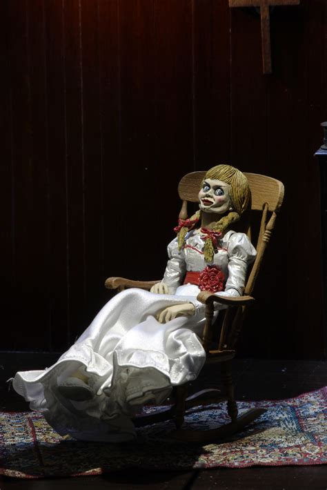 sdcc  neca  conjuring universe annabelle ultimate