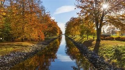 Landscape River Scenery Landscapes Trees Canal Pexels