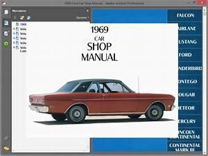Ford Falcon  1969  - Service Manual