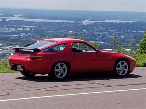 1988 Porsche 928 S4-5-speed Manual-supercharged! Mint! For