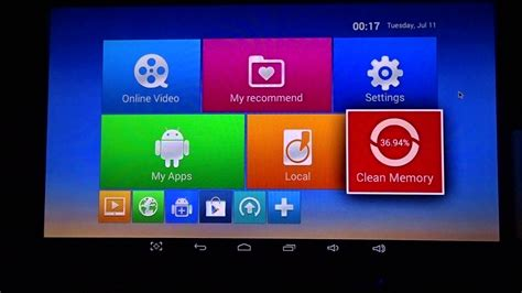 cached data android android tv box clear cached data