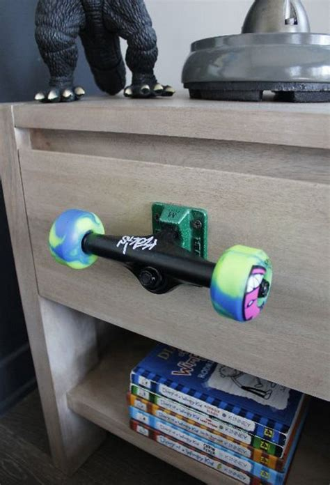 cool  fresh skateboard recycled ideas house design