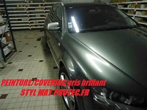 Audi Niort : covering audi a6 allroad gris m tallis par styl mat protec 86 sp cialiste wrapping noir mate ~ Gottalentnigeria.com Avis de Voitures
