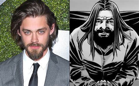 tom payne producer breaking news tom payne talks about quot jesus quot the dead