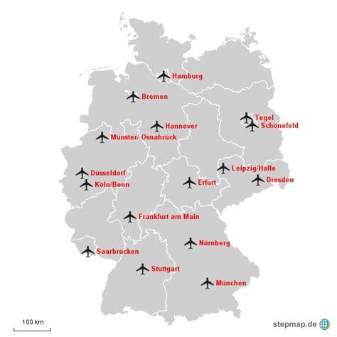 größe deutschland internationale flugh 228 fen in deutschland stanthie