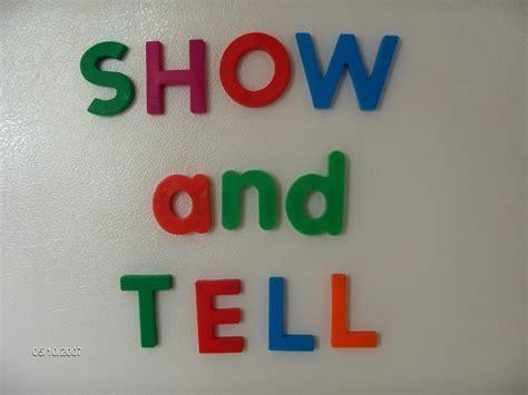 homework ms sankary kindergarten class 868 | show and tell