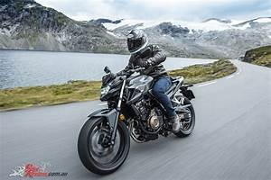 Honda Cb500f 2018 : model update 2019 honda cb500 twins bike review ~ Voncanada.com Idées de Décoration