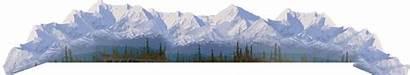 Mountain Alaska Kenai Parallax Lodging Fishing Fjords