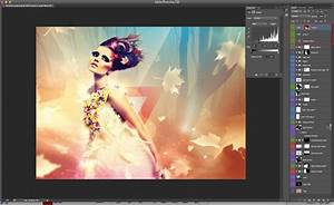 Photoshop tutorial: Create beautiful lighting effects ...