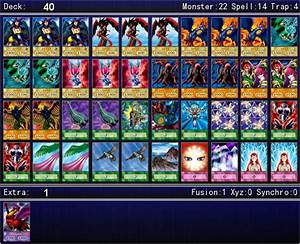 Mai Valentine's Duelist Kingdom Deck for YGOPRO by ...