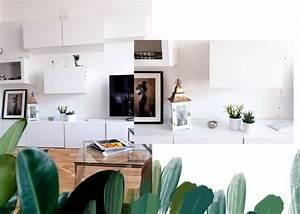 Regal Dekorativ Einrichten : 4 x einrichten mit ikea m beln so wohnt unsere redaktion ~ Eleganceandgraceweddings.com Haus und Dekorationen