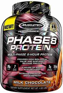 Muscle Tech Phase 8 Protein Powder Review