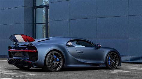 What Is Bugatti by Bugatti Cranks Up The Chiron New Sport 300