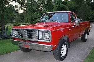 Find Used 1978 Dodge Power Wagon Truck 4 X 4 Adventurer