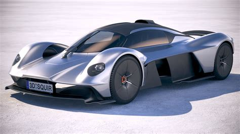 the new aston martin valkyrie eco velo