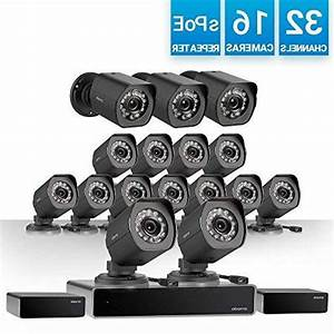 Zmodo 32 Channel 720p Hd Nvr Security System
