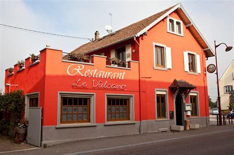 le m e pass馘at la cuisine restaurant pizzeria le vulcano hoerdt