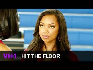 Hit the floor katherine bailess plays kyle hart hit for Raquel on hit the floor