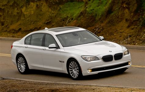 2011 Bmw 740i by Winding Road Report Bmw 740i With Six Cylinder Power
