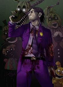 Purple guy and the phantoms - censored by LadyFiszi on ...