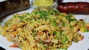 Was Koche Ich Heute : was koche ich heute dieser cremige nudelsalat ist schnell ~ Watch28wear.com Haus und Dekorationen