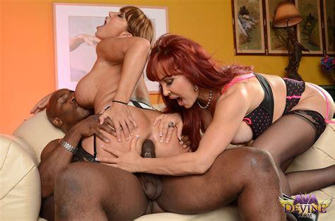ava devine and sexy vanessa get fucked by a black cock pichunter