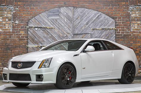 cadillac cts  coupe special edition