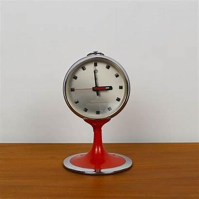 Clock Space Alarm Age Retrosexual