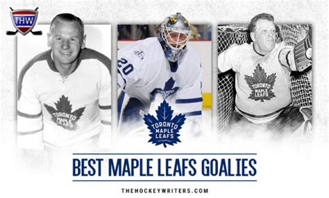 Toronto maple leafs goalie frederik andersen left saturday. Top 3 All-Time Maple Leafs Goalies - Soccer Pace