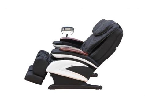electric shiatsu chair recliner with