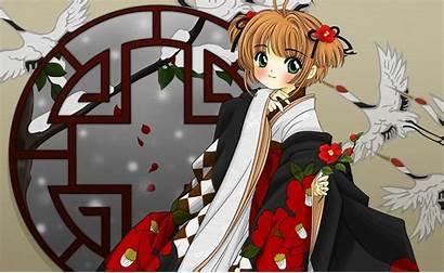 Sakura Anime Characters Cardcaptor Female Captor Wallpapers