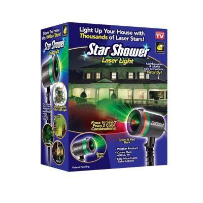 walgreens christmas lights projector star shower laser light projector as seen on tv 9400 6