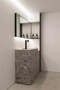 les 25 meilleures idees de la categorie miroir lumineux With encadrer un miroir de salle de bain