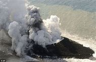 Newly Formed Volcanic Islands