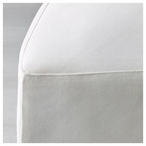 Housse De Chaise Ikea by Henriksdal Housse Pour Chaise Longue Blekinge Blanc Ikea