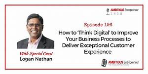 Think Digital to Improve Your Business Processes