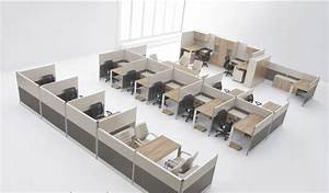 Top Quality High Wall Office Workstation Call Center Wooden Cubicles Designs   Sz-ws397