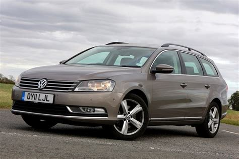 2011 Vw Passat by Volkswagen Passat Estate From 2011 Used Prices Parkers