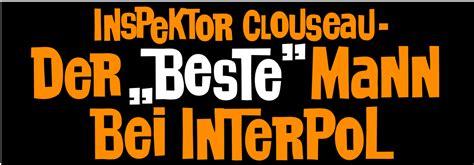 inspektor clouseau der beste mann bei interpol wikipedia