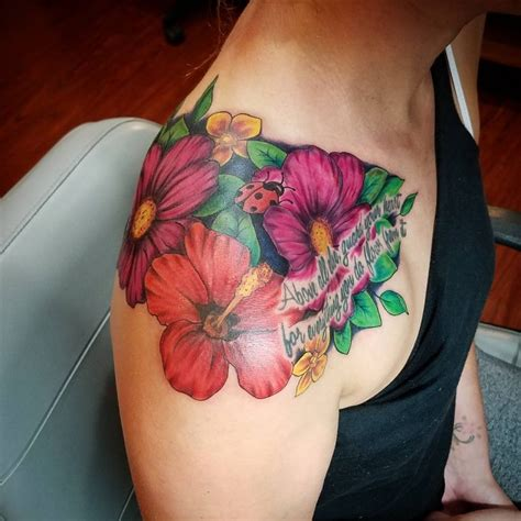 75+ Best Hibiscus Flower Tattoo Meaning & Designs  Art Of