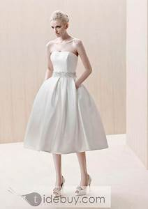 short wedding dress with pockets With short wedding dress with pockets