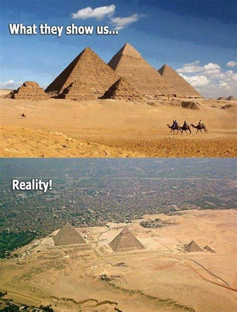 exact coordinates   great pyramids  giza