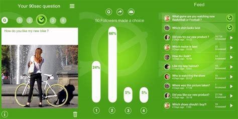 90sec, Una App Para Los Indecisos Y Para Los Que Tienen