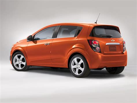 2016 Chevrolet Sonic  Price, Photos, Reviews & Features