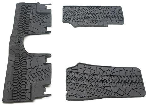 Jeep Jk Floor Mats Mopar by Sell 2012 Dch Jeep Wrangler Unlimited Jk Slush Floor Mat