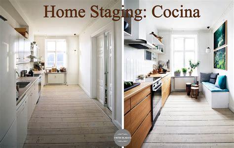 Decoracion Y Home Staging : Antes Y Después De Una Cocina (home Staging)