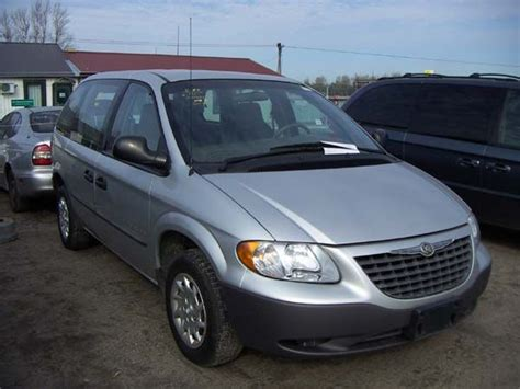manual cars for sale 2001 chrysler voyager transmission control 2001 chrysler voyager pictures 2400cc gasoline ff automatic for sale